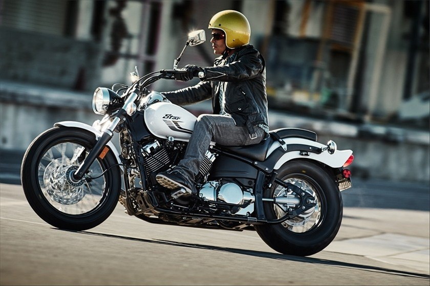 2016 Yamaha V Star 650 Custom in Denver, Colorado