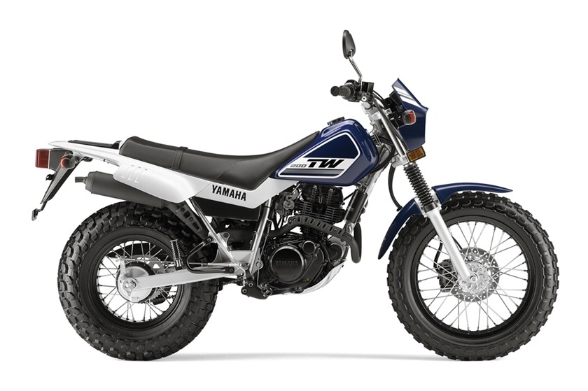 2016 Yamaha TW200 in Burleson, Texas