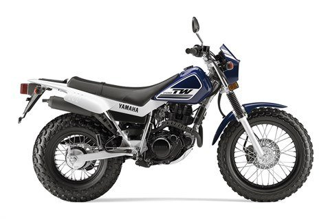 2016 Yamaha TW200 in Olympia, Washington
