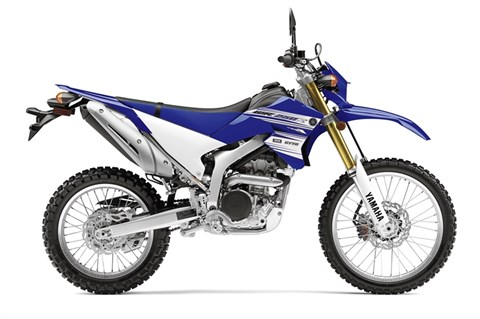 2016 Yamaha WR250R in Elyria, Ohio