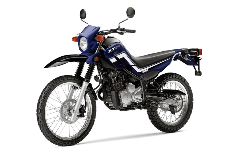 2016 Yamaha XT250 in Burleson, Texas