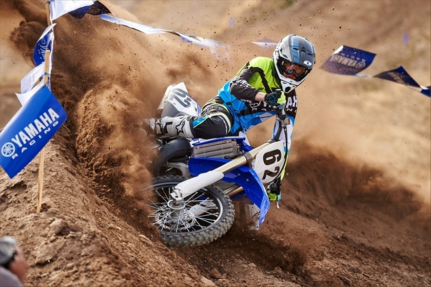 2016 Yamaha YZ125 in Glen Burnie, Maryland