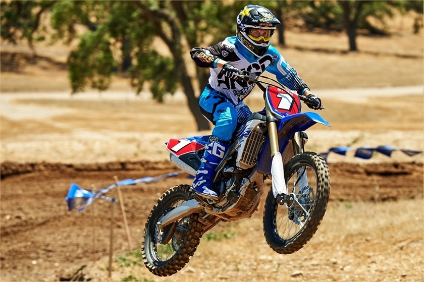 2016 Yamaha YZ250F in Rockwall, Texas