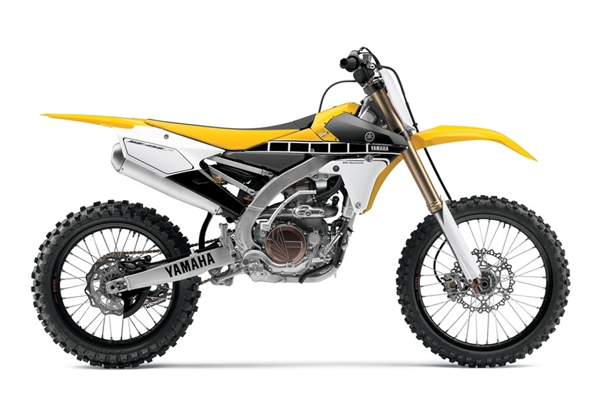 2016 Yamaha YZ450F in Long Island City, New York
