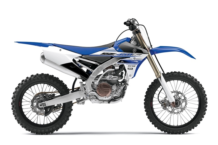 2016 Yamaha YZ450F in Roseville, California