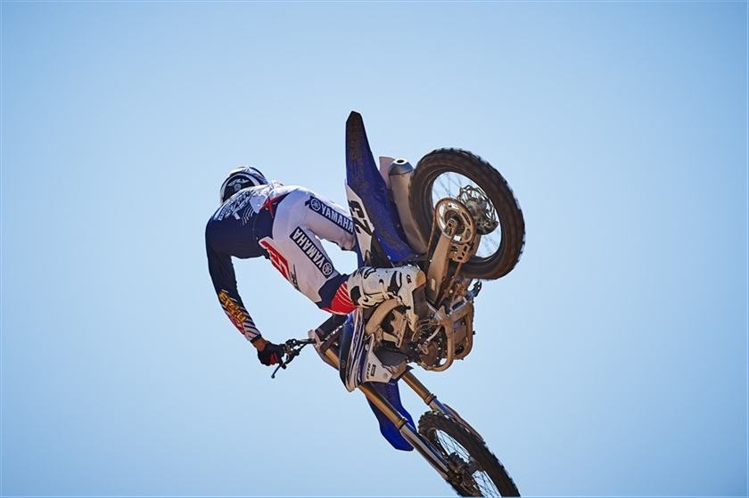2016 Yamaha YZ450F in Tyrone, Pennsylvania