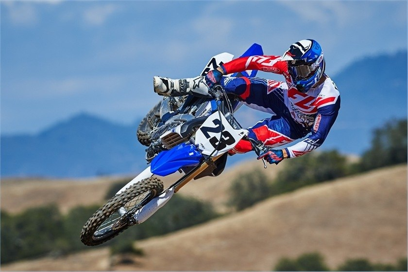 2016 Yamaha YZ450F in Lowell, North Carolina