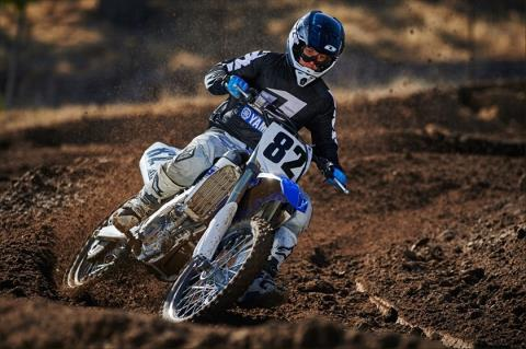 2016 Yamaha YZ450F in Massillon, Ohio