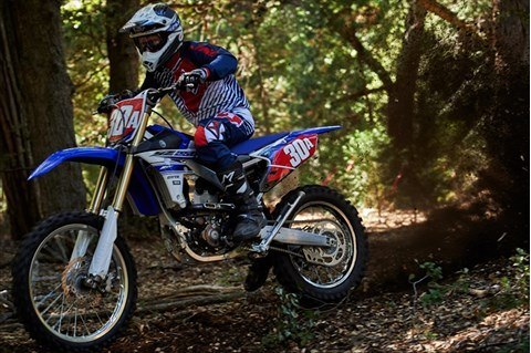 2016 Yamaha YZ250FX in Glen Burnie, Maryland