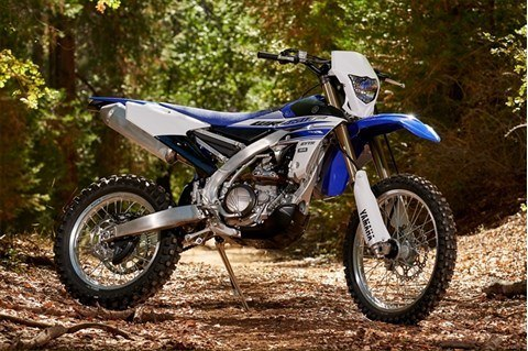 2016 Yamaha WR450F in Glen Burnie, Maryland