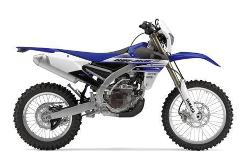 2016 Yamaha WR450F in Florence, Colorado