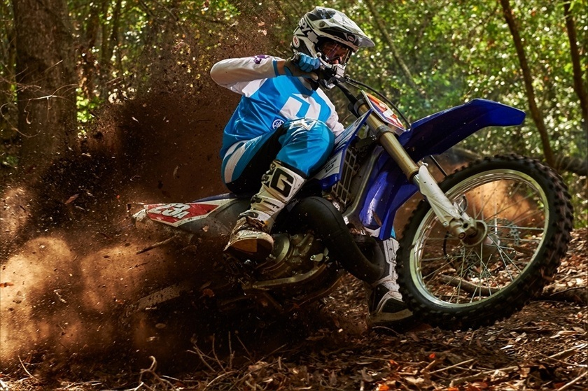 2016 Yamaha YZ250X in Coloma, Michigan