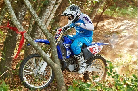 2016 Yamaha YZ250X in Texas City, Texas