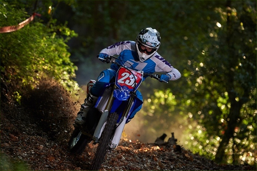 2016 Yamaha YZ250X in Simi Valley, California