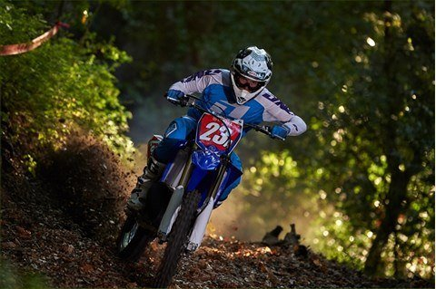 2016 Yamaha YZ250X in Olympia, Washington