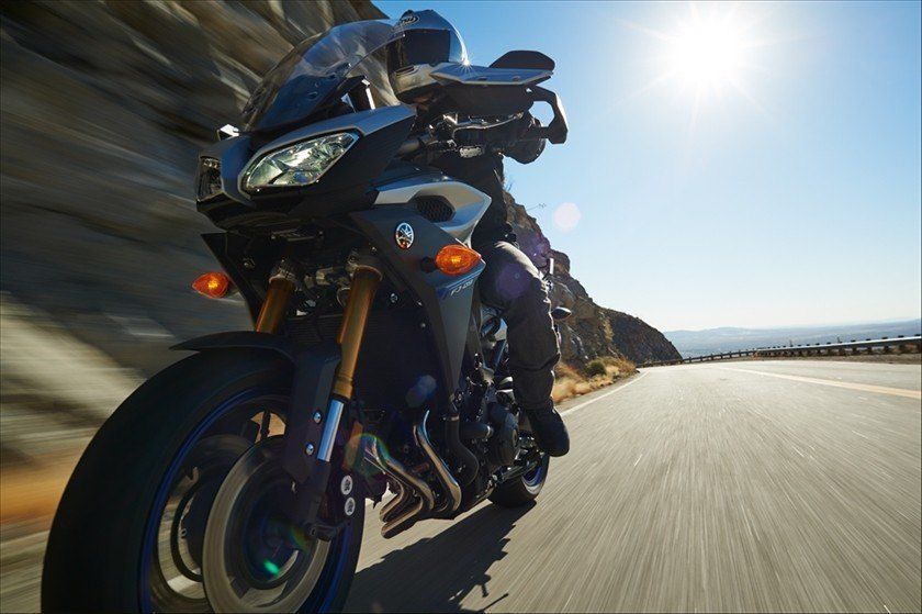 2016 Yamaha FJ-09 in Monroe, Washington