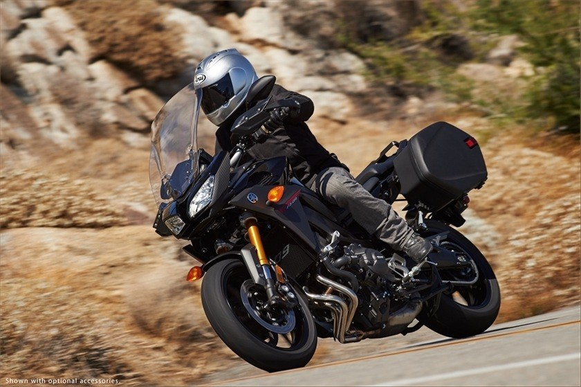 2016 Yamaha FJ-09 in Simi Valley, California