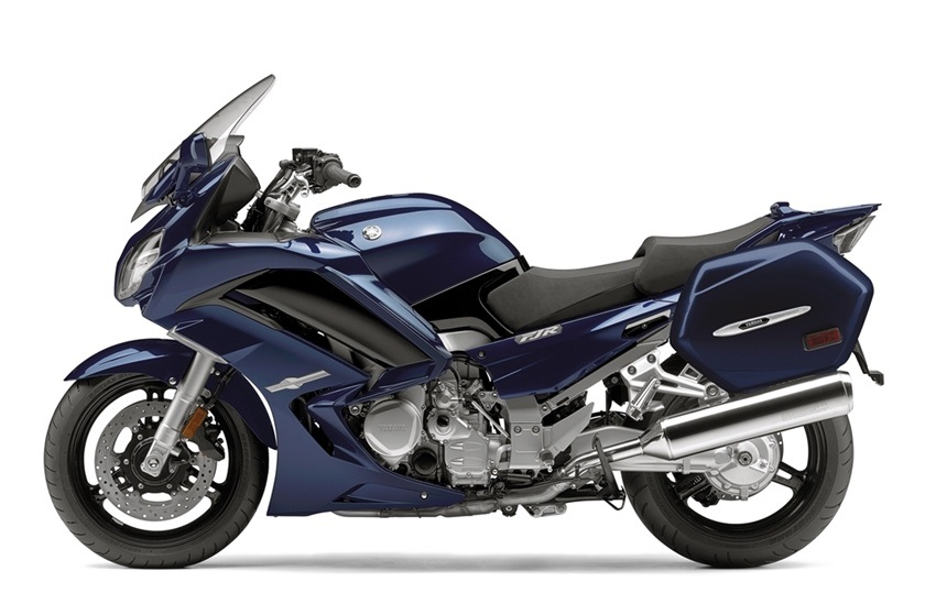 2016 Yamaha FJR1300A in Marietta, Ohio