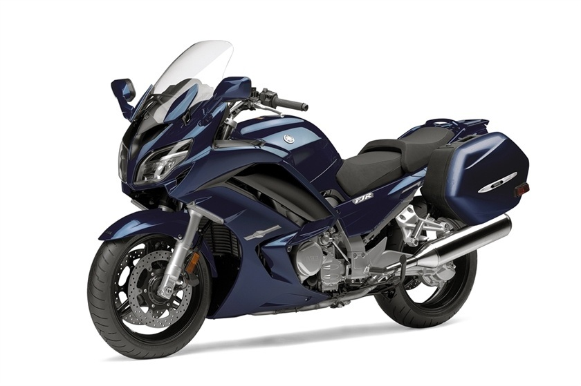 2016 Yamaha FJR1300ES in Monroe, Washington