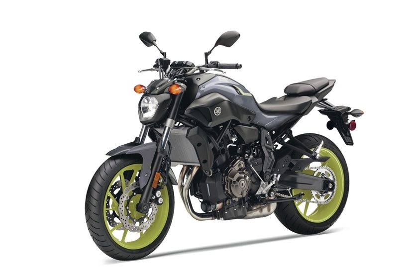 2016 Yamaha FZ-07 in Denver, Colorado