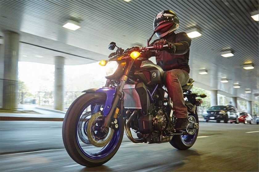 2016 Yamaha FZ-07 in Romney, West Virginia