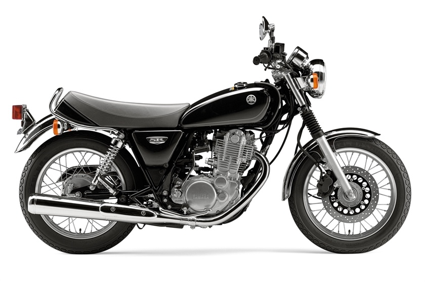 2016 Yamaha SR400 in Simi Valley, California