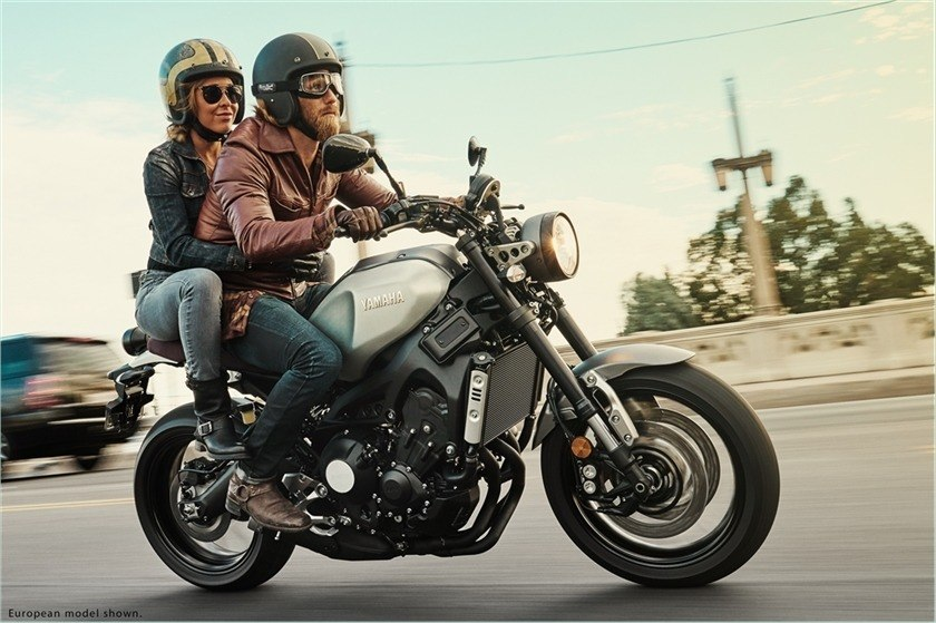 2016 Yamaha XSR900 in Lowell, North Carolina
