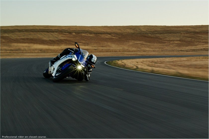 2016 Yamaha YZF-R1 in Denver, Colorado