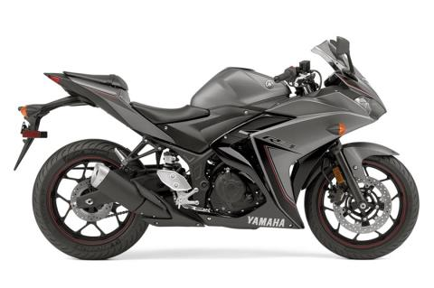2016 Yamaha YZF-R3 in La Habra, California
