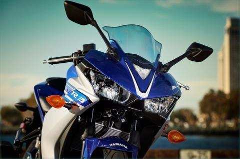 2016 Yamaha YZF-R3 in Daytona Beach, Florida
