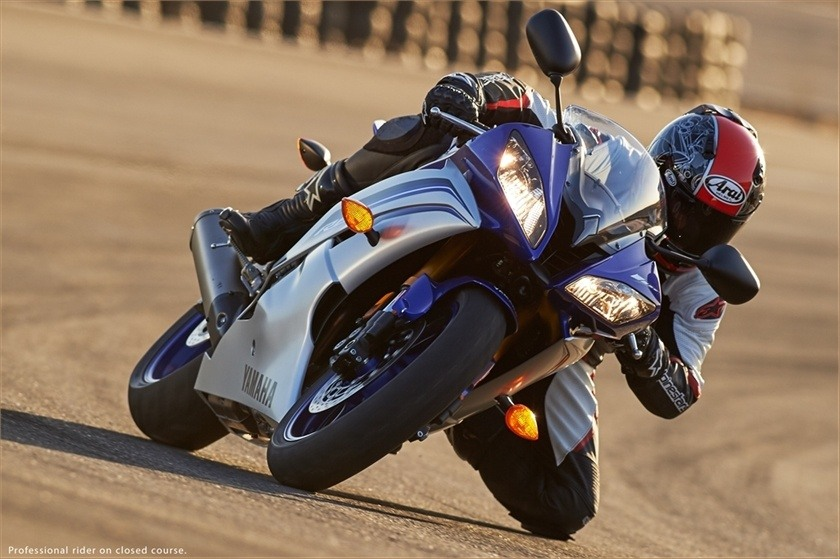 2016 Yamaha YZF-R6 in Kenner, Louisiana
