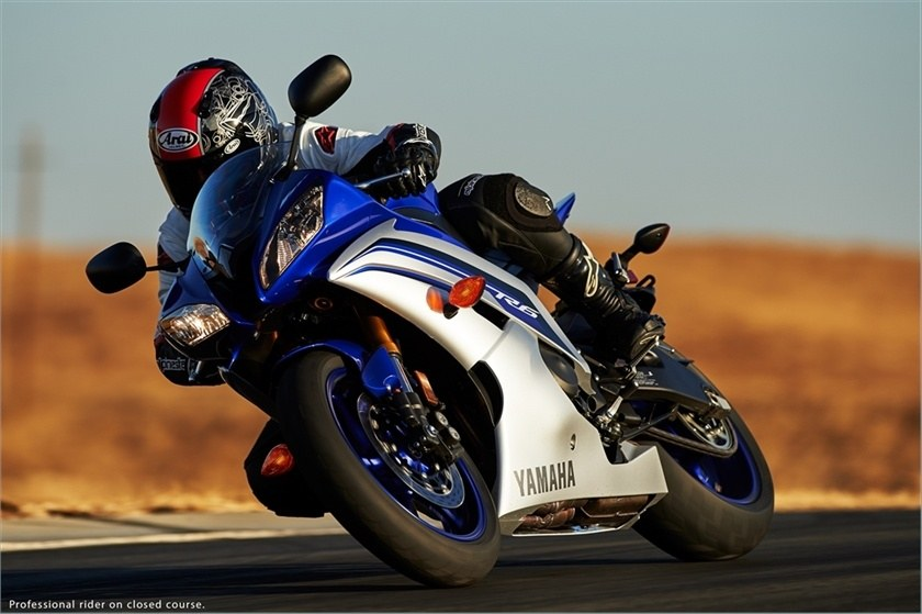 2016 Yamaha YZF-R6 in Sacramento, California