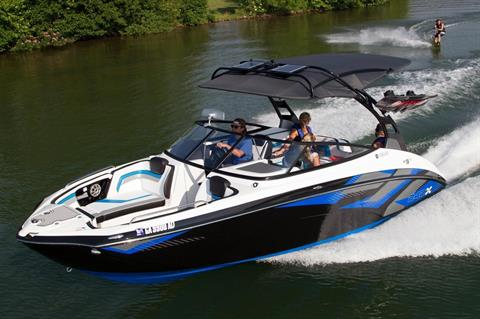 2016 Yamaha 242X E-Series in Hampton Bays, New York