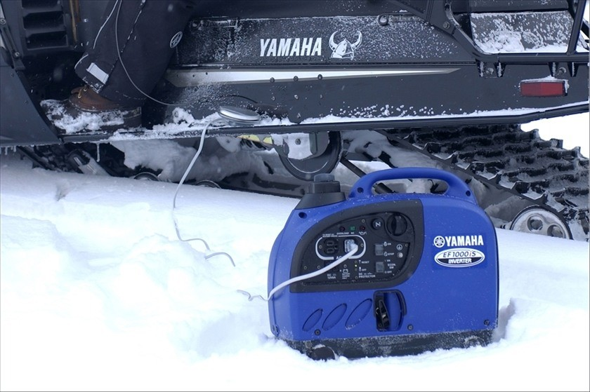 2016 Yamaha EF1000iS in Moses Lake, Washington