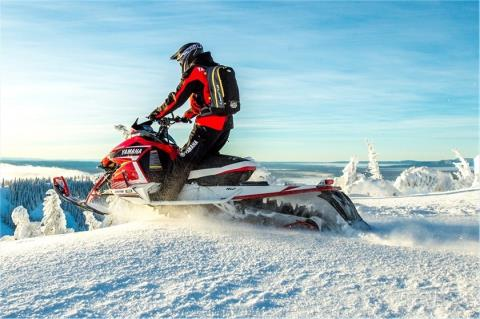 2016 Yamaha SRViper M-TX 162 SE in Port Washington, Wisconsin