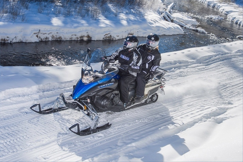 2016 Yamaha Venture Multi Purpose in Pittsburgh, Pennsylvania