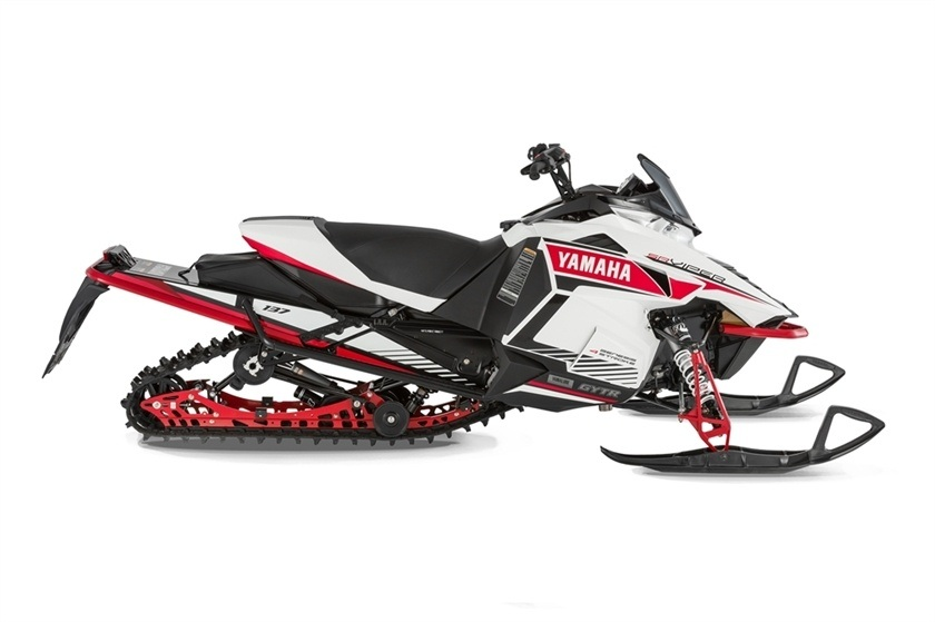 New 2016 yamaha srviper l tx le snowmobiles in francis for New yamaha snowmobile