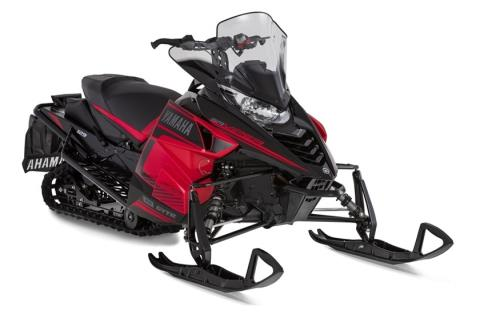 2016 Yamaha SRViper R-TX DX in Gaylord, Michigan