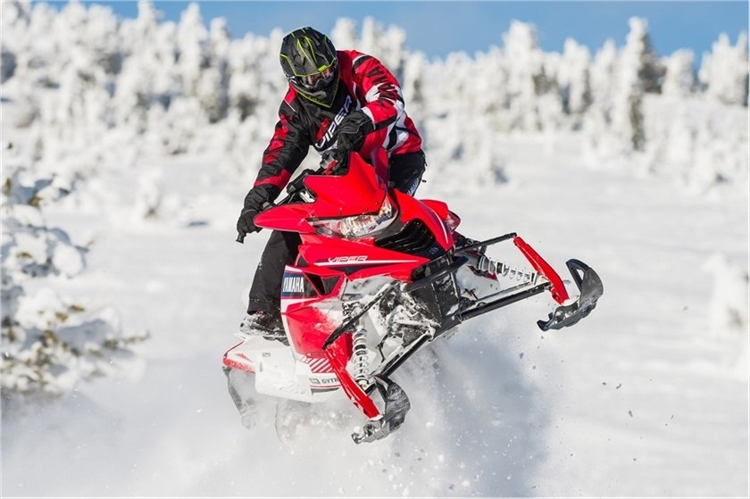 2016 Yamaha SRViper R-TX SE in Francis Creek, Wisconsin