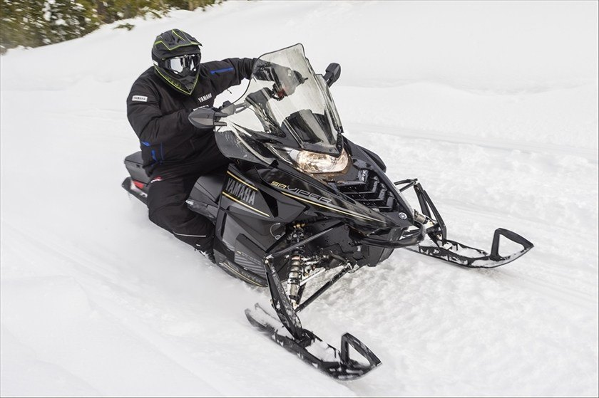 2016 Yamaha SRViper S-TX 146 DX in Missoula, Montana