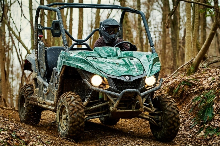 2016 Yamaha Wolverine in Olympia, Washington