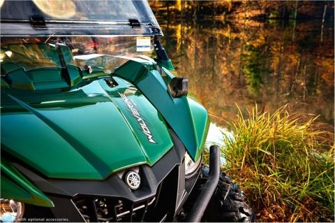 2016 Yamaha Wolverine R-Spec in Lowell, North Carolina