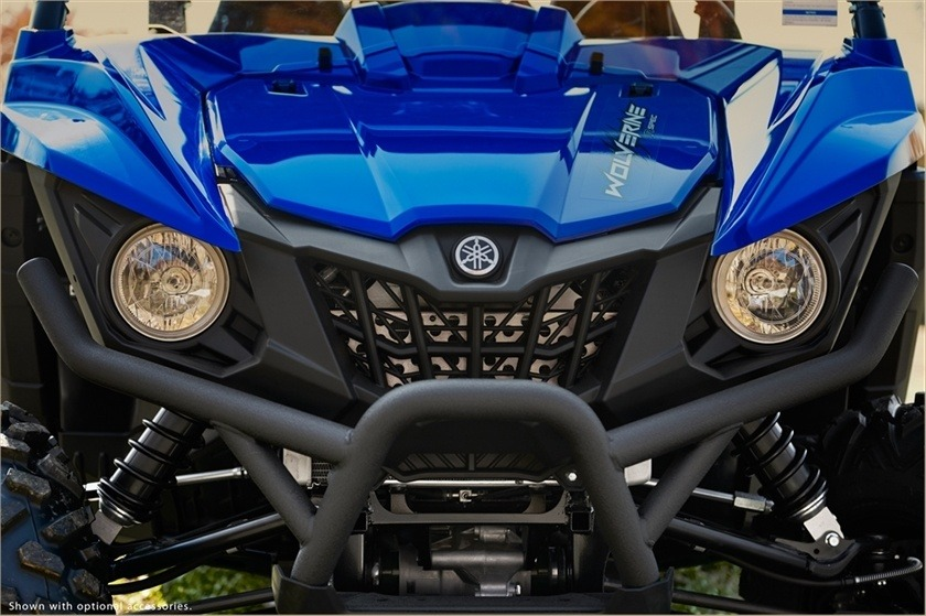 2016 Yamaha Wolverine R-Spec EPS in Merced, California