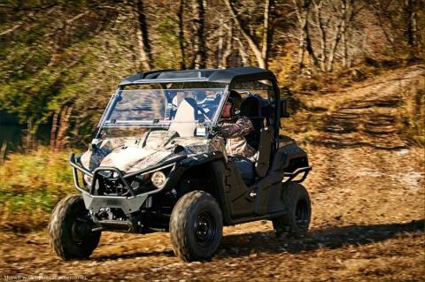 2016 Yamaha Wolverine R-Spec EPS Hunter in Fairview, Utah