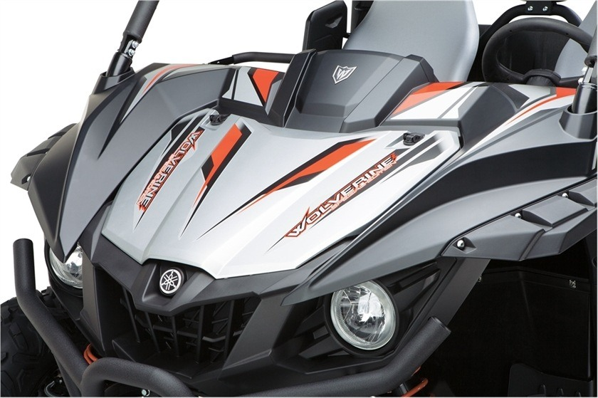 2016 Yamaha Wolverine R-Spec EPS SE in Olympia, Washington