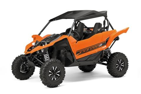 2016 Yamaha YXZ1000R in Johnstown, Pennsylvania