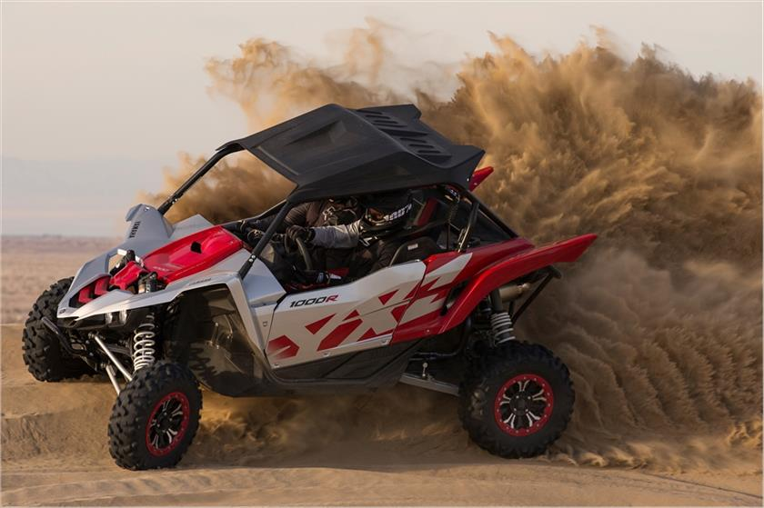 2016 Yamaha YXZ1000R SE in Lakeport, California