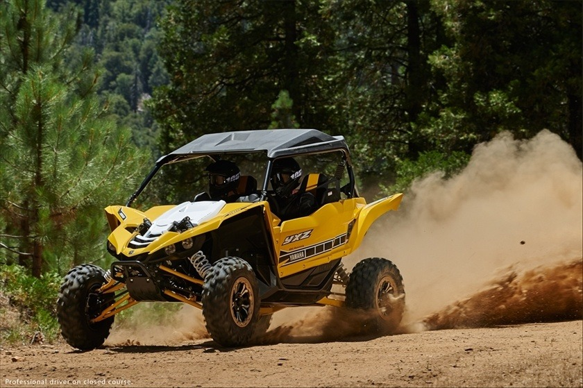 2016 Yamaha YXZ1000R SE in Fontana, California