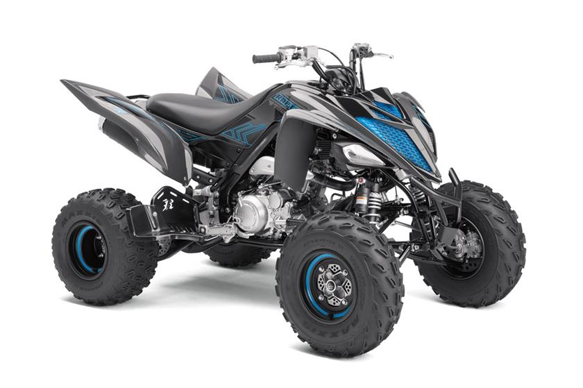 2017 Yamaha Raptor 700R SE in Fairfield, Illinois