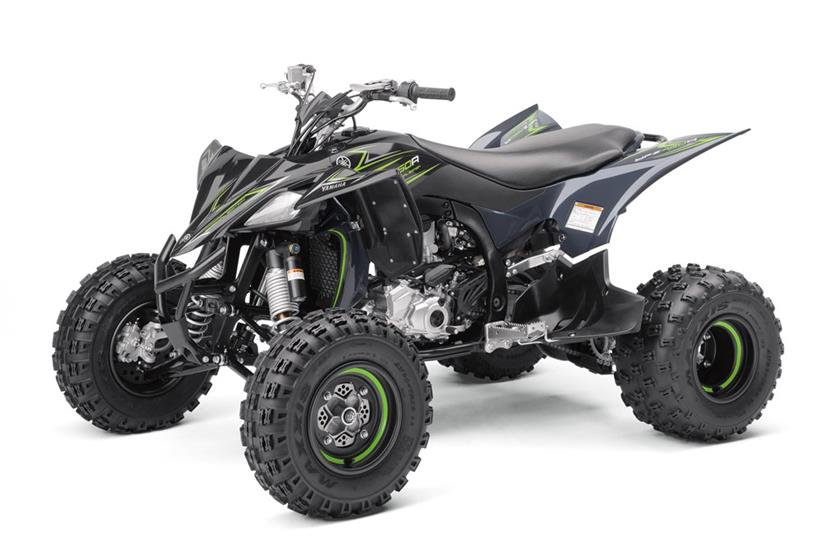 2017 Yamaha YFZ450R SE in Lowell, North Carolina
